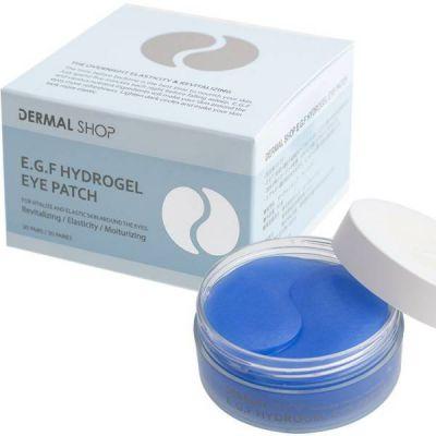 Dermal Shop E.G.F. Hydrogel Патчи под глаза гидрогелевые с эпидермальным фактором роста E.G.F.  60 шт