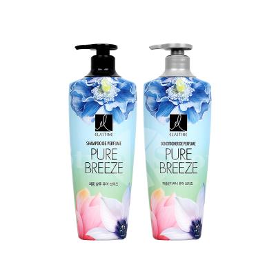 LG Elastine Perfume Pure Breeze Парфюмированный кондиционер для всех типов волос 600 мл