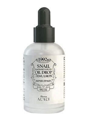 Chamos Acaci Oil Drop Антивозрастная сыворотка с улиточным экстрактом 50 мл