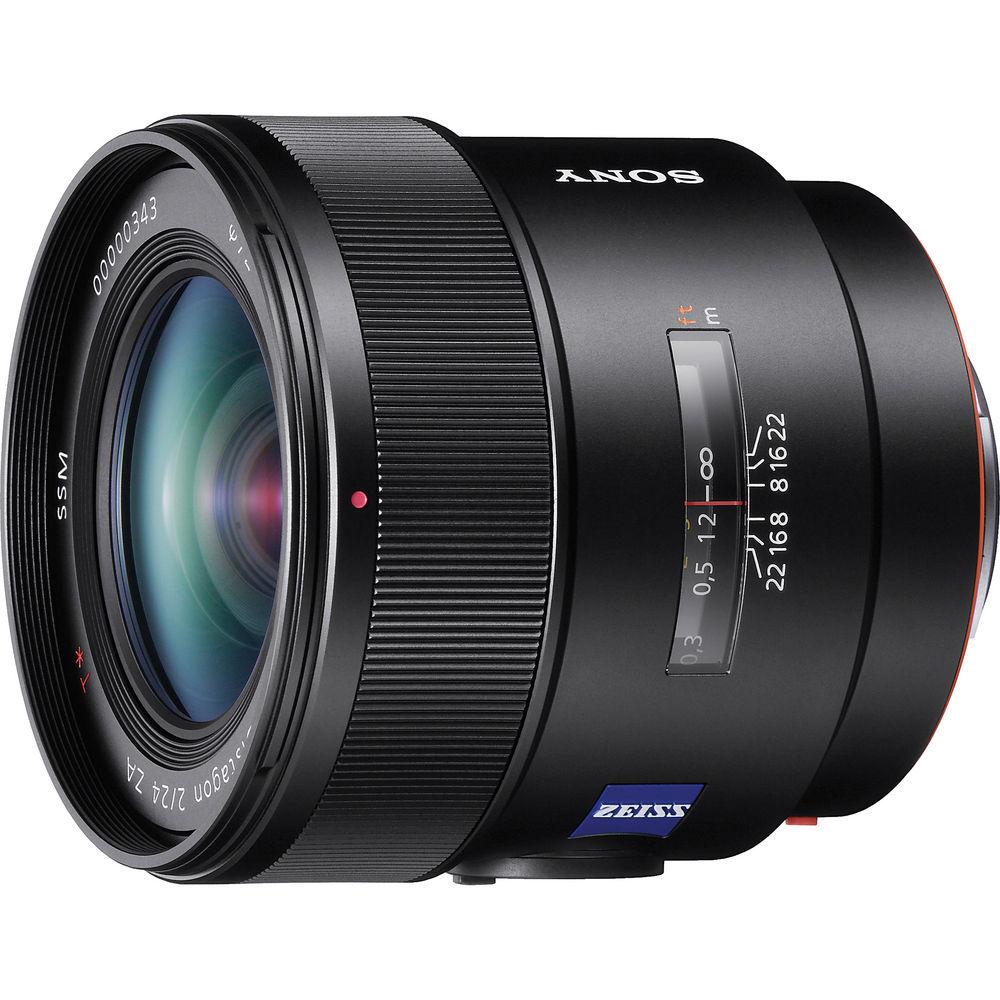 Sony Carl Zeiss Distagon T* 24mm f/2 ZA SSM (SAL-24F20Z)