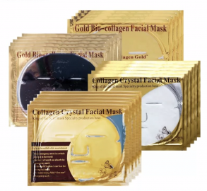 Маска для лица с коллагеном Gold Bio-collagen Facial Mask