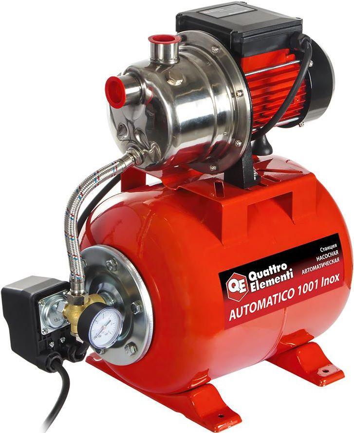 Насосная станция Quattro Elementi Automatico 1001 Inox 910-218