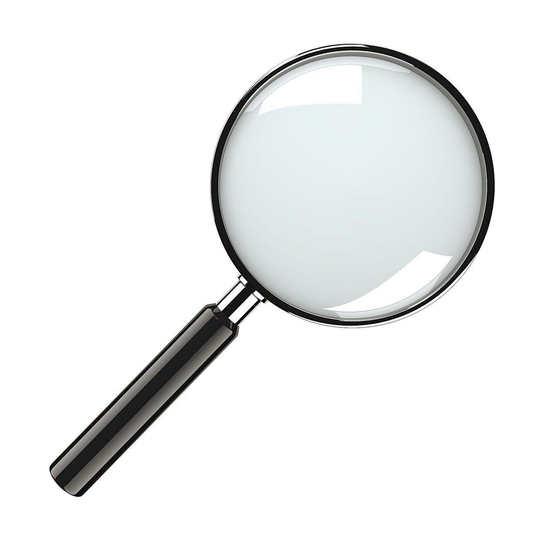 Увеличительное стекло (х5)