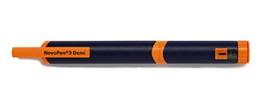 НовоПен 3 Деми 0,5 ед. Шприц-ручка для ввода инсулина