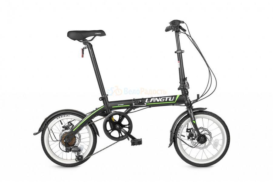 """Велосипед складной Langtu MT 1606 16"""" (2019)"""