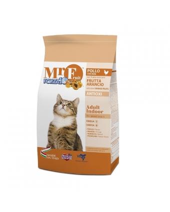 Сухой корм для домашних кошек Forza 10 Cat MR Fruit Arancione Adult Indoor