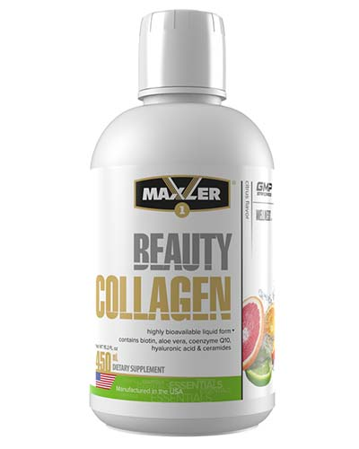 Maxler Beauty Collagen, 450 мл_