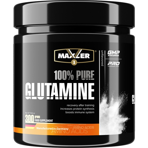 Glutamine от Maxler, 300 гр