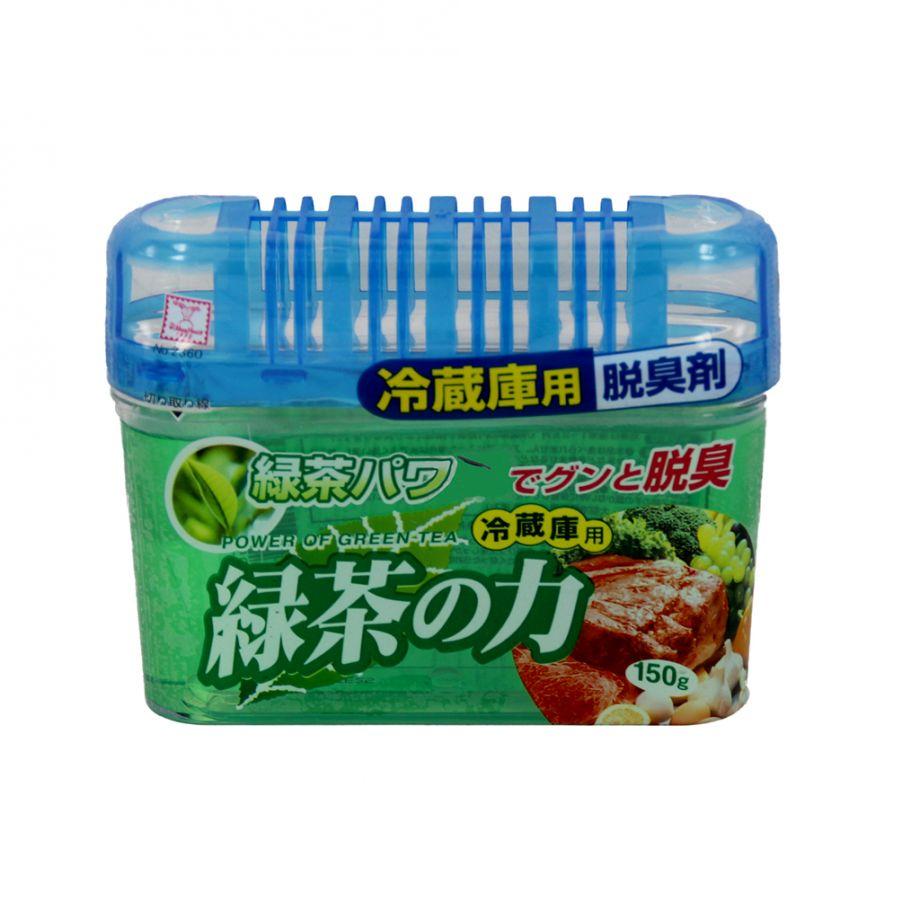 ДЕЗОДОРАНТ - ПОГЛОТИТЕЛЬ неприятных запахов для холодильника,экстрат зеленого чая (общая камера)