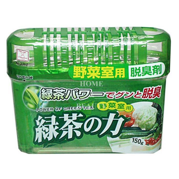 ДЕЗОДОРАНТ - ПОГЛОТИТЕЛЬ неприятных запахов для холодильника,экстрат зеленого чая (овощная камера)