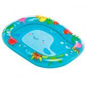 Бассейн детский надувной  «Маленький кит», Intex
