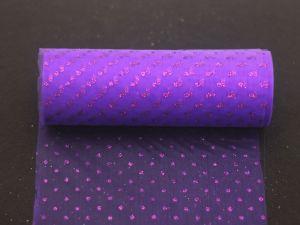 `Фатин с люрексом, средняя жесткость, ширина 15 см, цвет: Q18