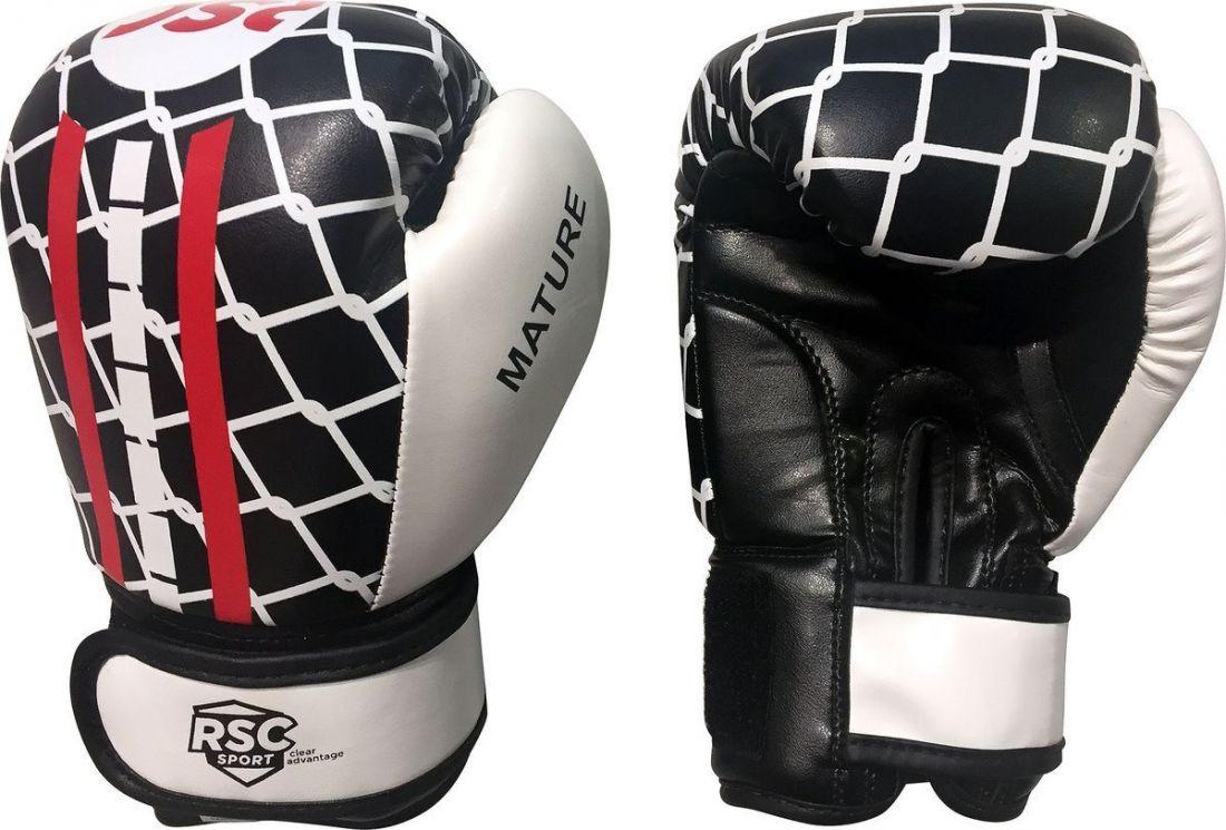 Перчатки боксерские RSC MATURE SB-16-1601