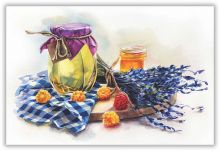 Лаванда и мед