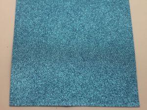 """Фоамиран """"глиттерный"""" Китай, толщина 2 мм, размер 20x30 см, цвет № Ф017 (1 уп = 10 листов)"""