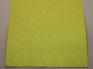 """Фоамиран """"глиттерный"""" Китай, толщина 2 мм, размер 20x30 см, цвет № Ф018 (1 уп = 10 листов)"""