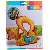 Надувной жилет с нарукавниками «Морское приключение», 3-6 лет, Intex
