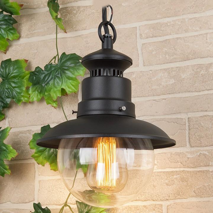 Подвесной светильник Elektrostandard Talli Talli H GL 3002H черный