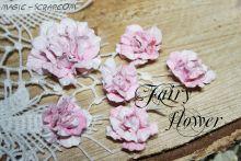 """Бумажные розы """"Розовый куст"""""""
