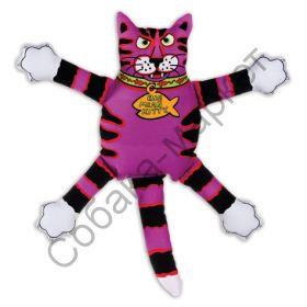 Игрушка особо прочная Злой кот Fat Cat