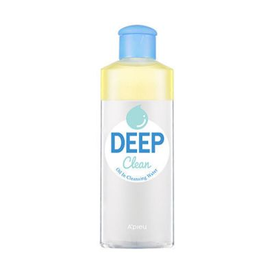 Очищающая вода-масло A'pieu Deep Clean Oil In Cleansing Water 165мл