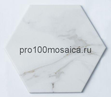 GH020. Плитка напольная СОТЫ, серия PORCELAIN,  размер, мм: 200*230 (NS Mosaic)