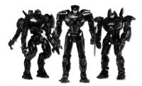 Тихоокеанский рубеж набор фигурок Роботы купить