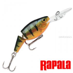 Воблер RapaIa Jointed Shad Rap JSR05 50 мм / 8 гр / Заглубление: 1,8 - 3,9 м / цвет: P