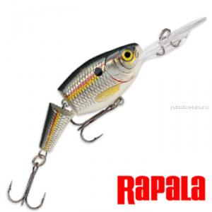 Воблер RapaIa Jointed Shad Rap JSR05 50 мм / 8 гр / Заглубление: 1,8 - 3,9 м / цвет: SD