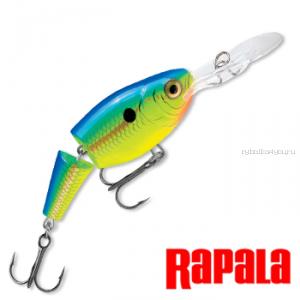 Воблер Rapala Jointed Shad Rap JSR09 90 мм / 25 гр / Заглубление: 3,3 - 5,4 м / цвет: PRT