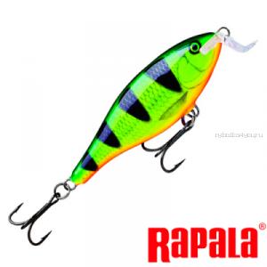 Воблер RapaIa Shallow Shad Rap SSR07 70 мм / 7 гр / Заглубление: 1,2 - 1,8 м / цвет: FP