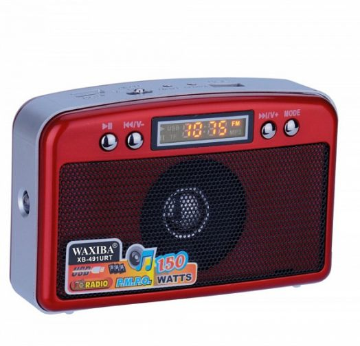 Радиоприемник Waxiba XB-491URT
