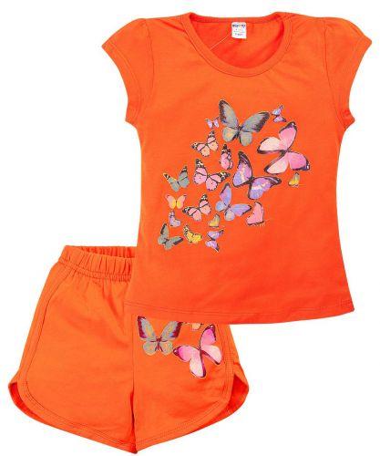 Комплект для девочек 4-8 лет Bonito BK004FS2