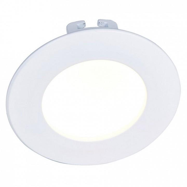 Встраиваемый светильник Arte Lamp Riflessione A7008PL-1WH