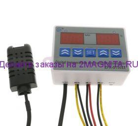 Мини контроллер влажности и температуры ST-3022