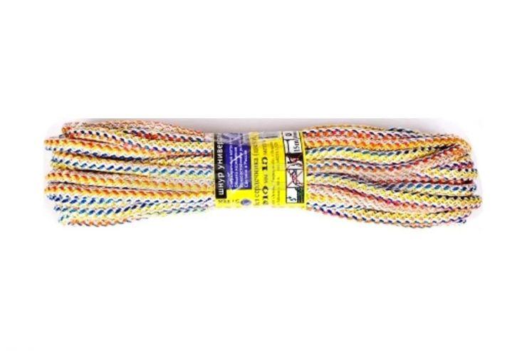 Шнур универсальный полипропилен 10 мм 10 м цветной