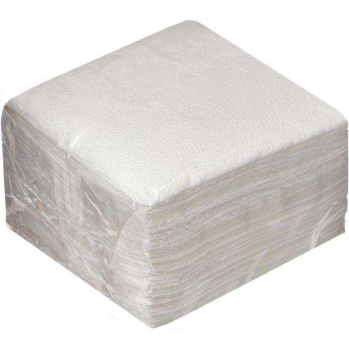 Салфетки Эконом 100шт Белые a13350