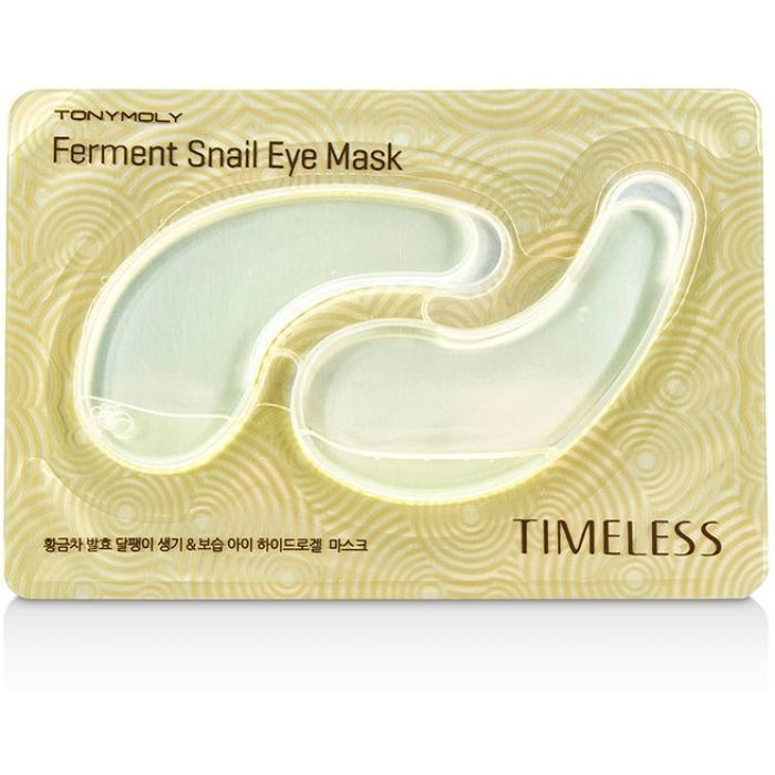 Патчи для век Tony Moly Timeless Ferment Snail Eye Mask 10 гр