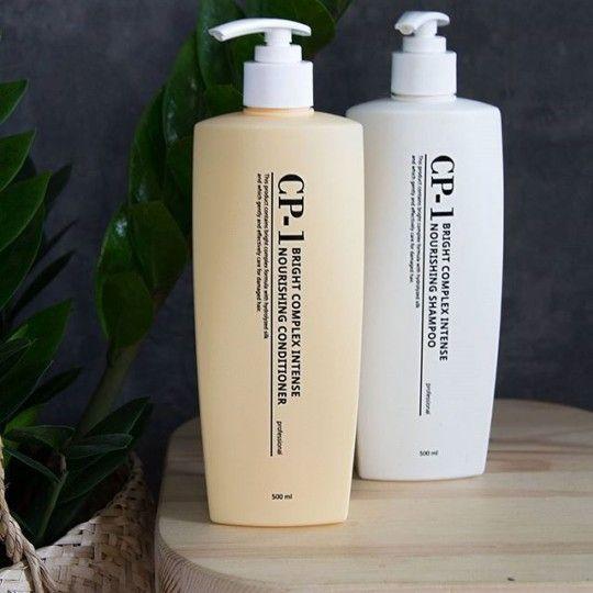 Набор Шампунь + Кондиционер для волос Esthetic House CP-1 Bright Complex Intense Nourishing
