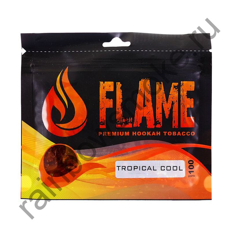 Flame 100 гр - Tropical Cool (Тропическая Прохлада)