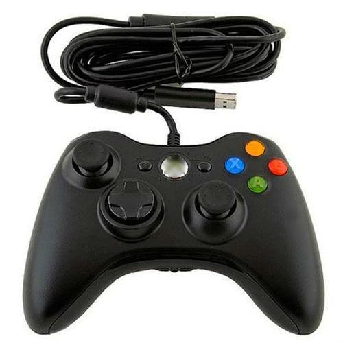 Джойстик для Microsoft Xbox 360 Controller проводной джойстик