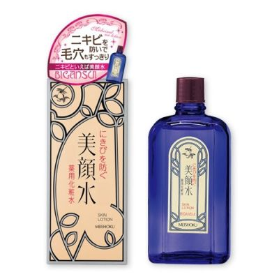BIGANSUI SKIN LOTION Лосьон для проблемной кожи лица (против угревой сыпи и воспалений, сужает поры, нормализует работу сальных желёз)