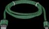 Акция!!! USB кабель ACH01-03T PRO USB2.0 Зеленый, AM-LightningM,1m,2.1A