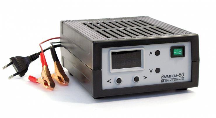 Пуско-Зарядное устройство Вымпел-50 18A