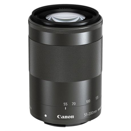 Объектив Canon EF-M 55-200mm f/4.5-6.3 IS STM
