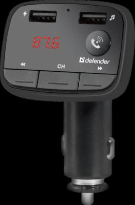 FM-трансмиттер RT-Multy BT/HF, USB 2.1A