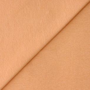 Лоскут трикотажной ткани Персиковый