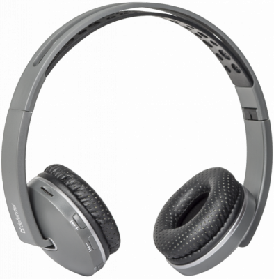 НОВИНКА. Беспроводная гарнитура FreeMotion B510 темно-серый, Bluetooth