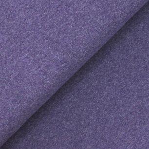 Лоскут трикотажной ткани Фиолетовый меланж