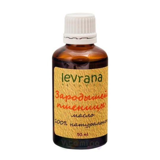 Levrana Натуральное масло Зародышей Пшеницы, 50 мл